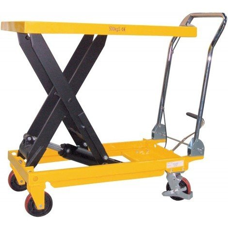 Table élevatrice 500 kg TF 50