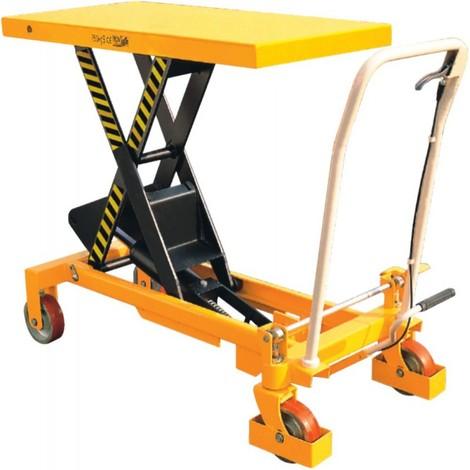 Table élevatrice 750 kg TF 75