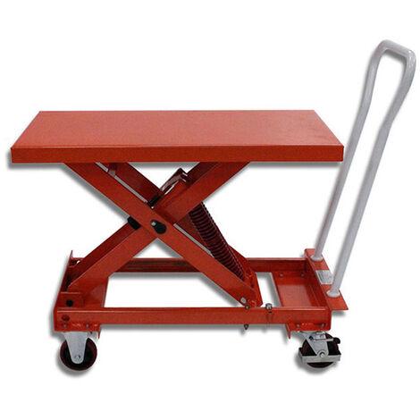 Table élévatrice à niveau constant (plusieurs tailles disponibles)