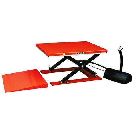 Table élévatrice extra-plate - Charge 1000Kg (plusieurs tailles disponibles)