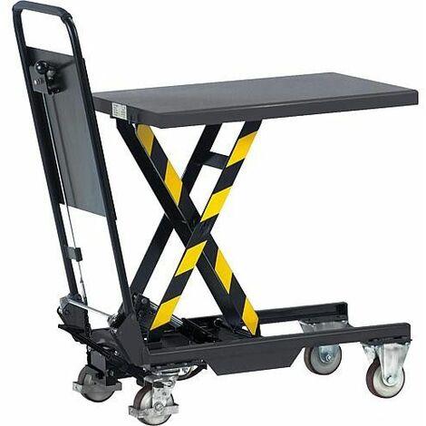 table elevatrice FETRA 6831 force portante 1560Kg plateau 265-755 mm