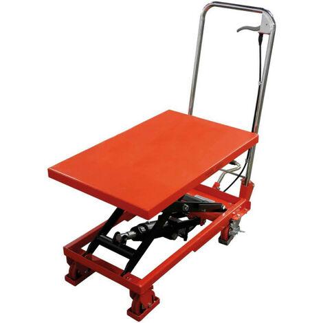 Table élévatrice manuelle - 150 kg
