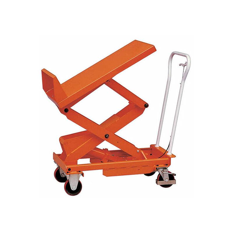 Transpalette Direct-matisere - B. Table élévatrice inclinable - Capacité 800kg