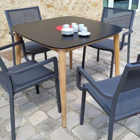 Table Kimito Teck X 90 Et Duranite® En Cm XuTkiOPZ