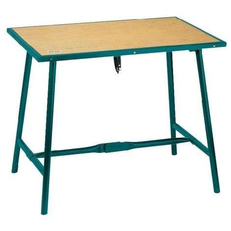 Table établi pliante 1000x700x30mm