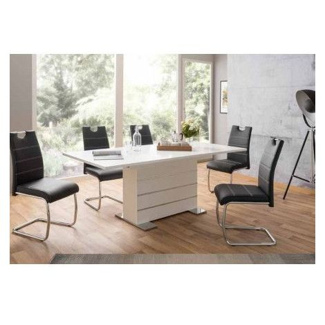Table extensible MONTAK - Blanc