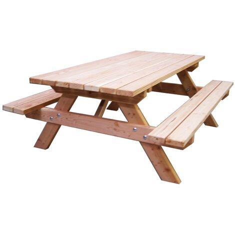 Table forestière MUNICH en douglas