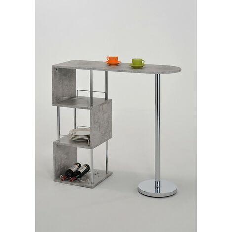 Table Haute De Bar.Table Haute De Bar Milos