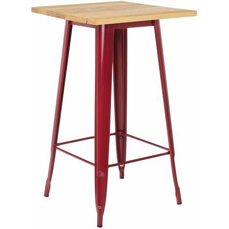 Table Haute LIX en Bois