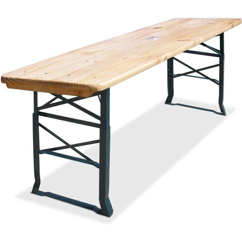 Table Haute Pliable Hauteur Reglable 170cm Table De Bar