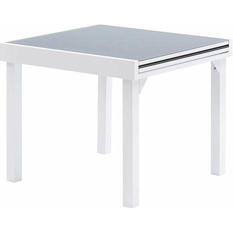 """main image of """"Table jardin Modulo 4 à 8 personnes Gris - Gris"""""""