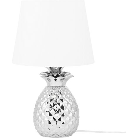 Table Lamp Silver PINEAPPLE