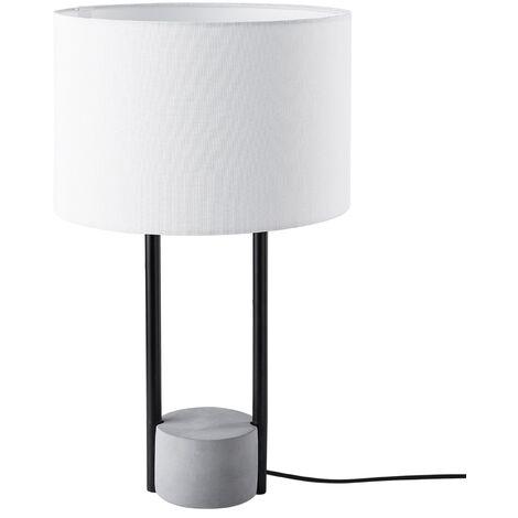 Table Lamp White REMUS