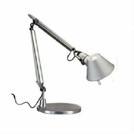 Table lampe bracci bracci tolomeo micro aluminium a011800