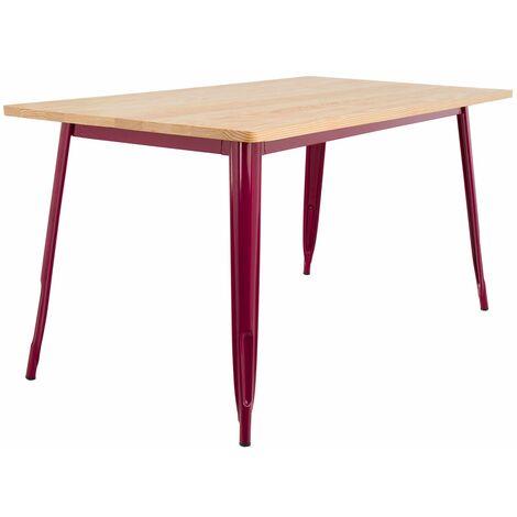 Table LIX en Bois (160x80)