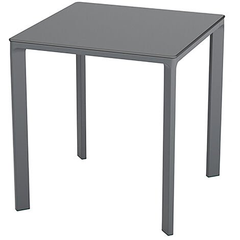 TABLE MEET 80X80 GRISANTH - EZPELETA