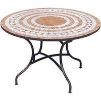 Table de jardin mosaique à prix mini