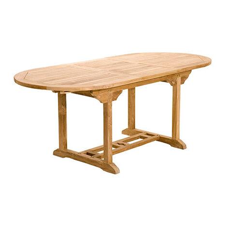 Table Teck Table Teck En Extensible Extensible Ovale Ovale En 8OyPmnvN0w