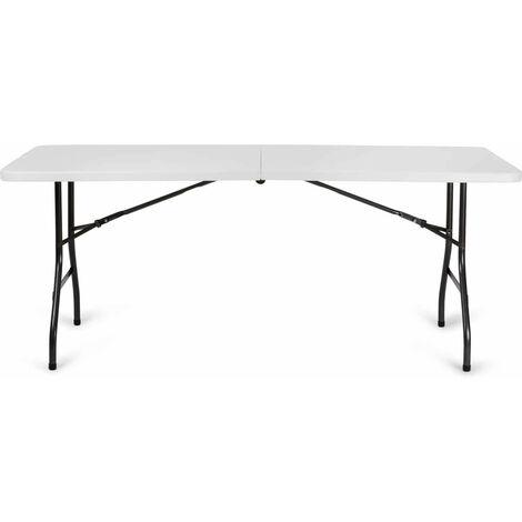 """main image of """"Table Pique-nique Pliante en Résine Gardiun Bremen 182,8x76,2x74,3 cm"""""""