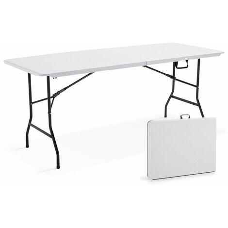 Table pliante 180 x 70 x 74 cm PEHD