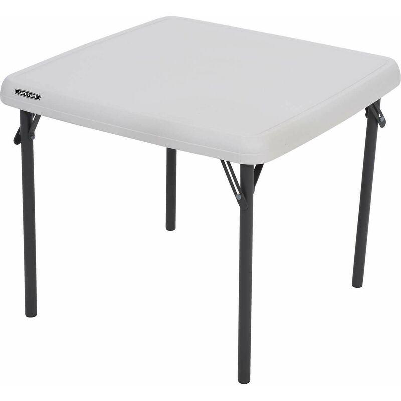 Table enfant Lifetime pliante pour carré 6vbyg7Yf