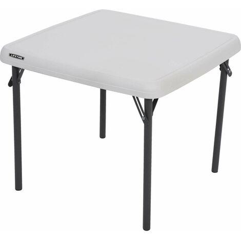 Table pliante carré pour enfant Lifetime
