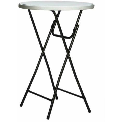 Table pliante mange debout