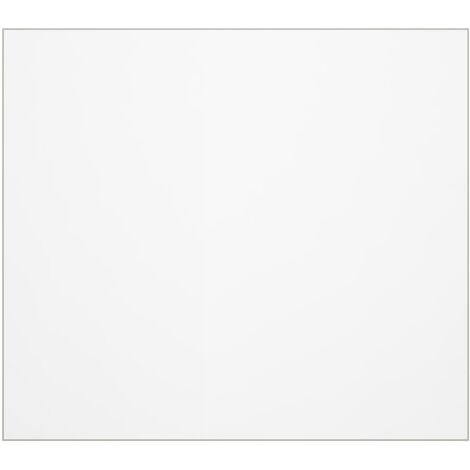 Table Protector Matt 100x90 cm 2 mm PVC