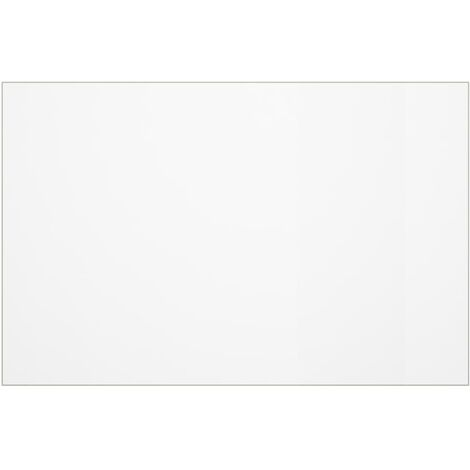 Table Protector Matt 140x90 cm 2 mm PVC