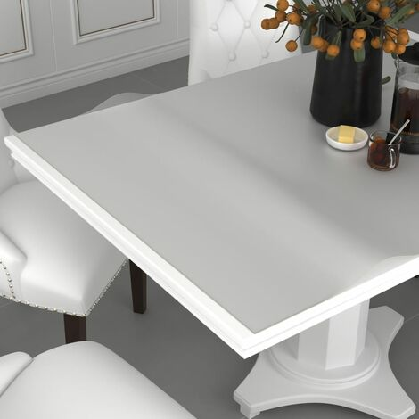 Table Protector Matt 80x80 cm 2 mm PVC