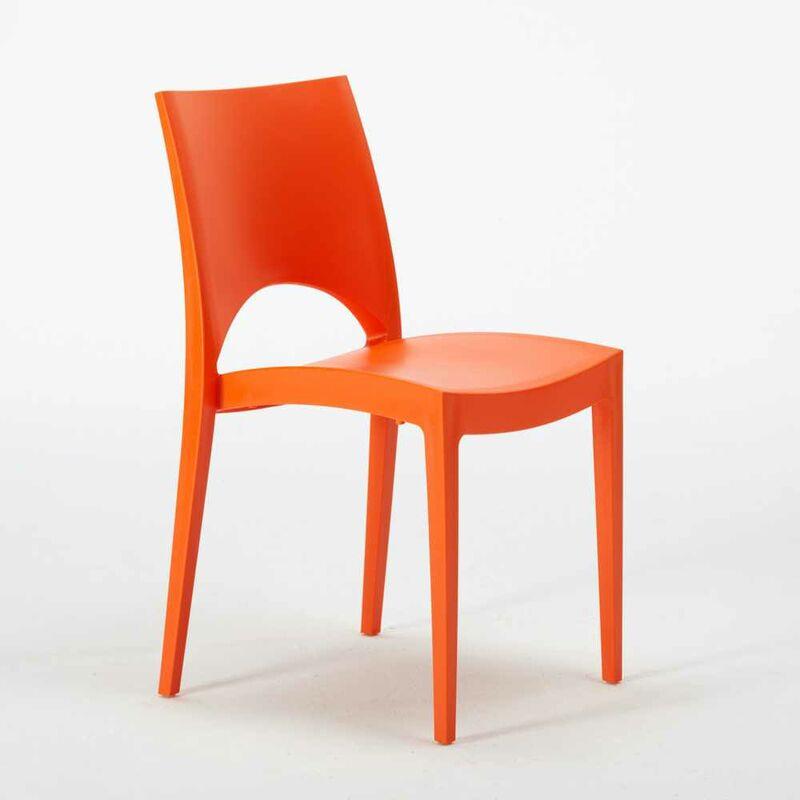 Blanche Rectangulaire Avec Soleil Table Extérieur 6 Set Summerlife Bar Chaises Grand Colorées Rome 150x90cm Café WDYE2H9I