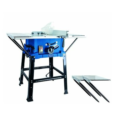 TABLE SCIE CIRCULAIRE SCHEPPACH HS110 LAME 254MM 2000W 230V