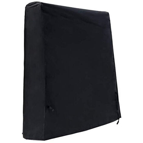 Table tennis table Waterproof cover cover for ping table 165 x 70 x 185cm black
