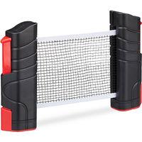 Table Tennis TT Net Ping Pong Net Retractable Portable Clamp Bracket