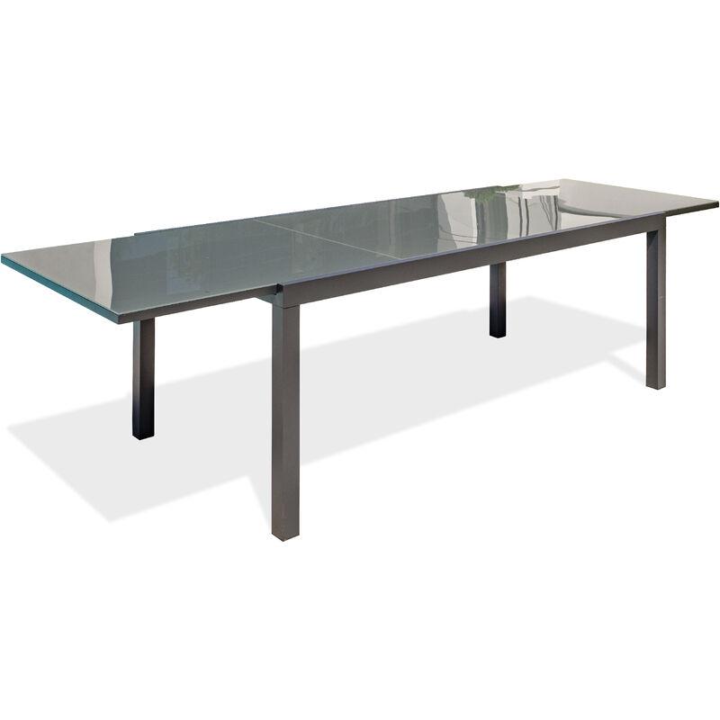 Table Tolede 200/300Cm - Dcbgarden
