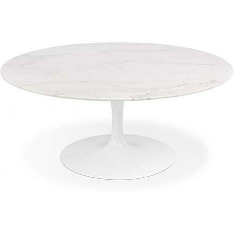 Table Tulip Eero Saarinen marbre Marbre