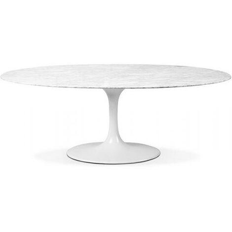 Table tulipe Eero Saarinen marbre Marbre