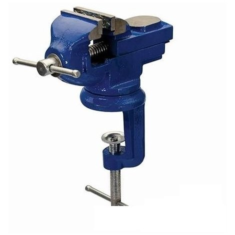 Table Vice with Swivel Base - 50mm