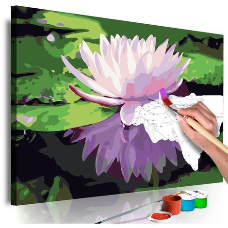 Tableau à peindre par soimême Nàn cm 60x40 Artgeist