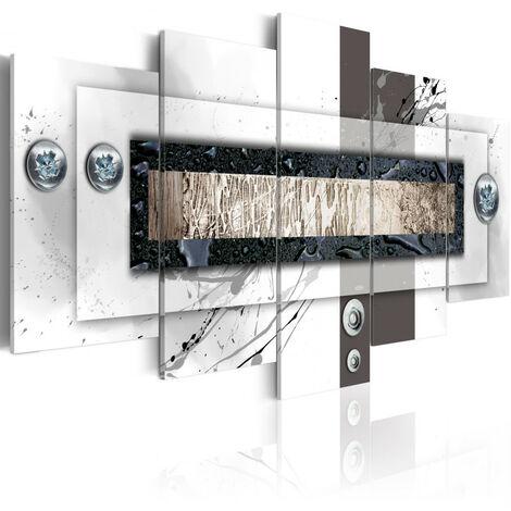 Tableau - Balance de la blancheur 100x50