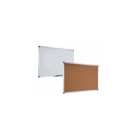 Tableau blanc magnétique dimensions :90 x 120 cm
