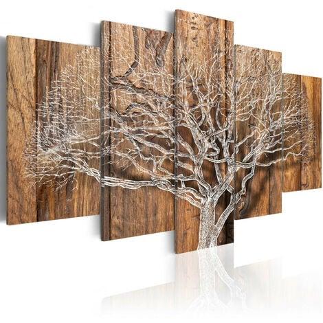 Tableau - Chronicle des arbres 100x50