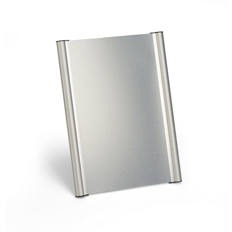 Tableau d'affichage - cadre en profilé d'aluminium - format A3, lot de 3