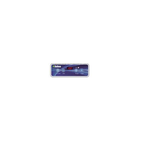 Tableau de commande VL403 Lite Duplex Avec autocollant
