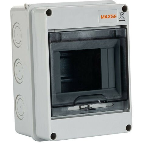 Tableau Électrique en Saillie MAXGE IP65 8 - 8