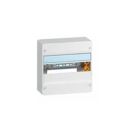 Tableau électrique nu 1 rangée 13 modules - 401211 - Legrand
