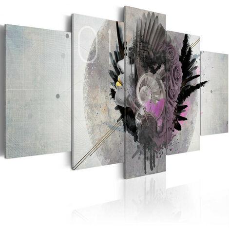 Tableau - Femme insolite 200x100