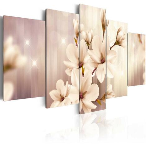 Tableau - Jardin brillant 100x50