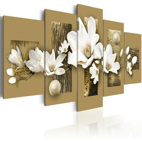 Tableau - Jardin des magnolias 100x50