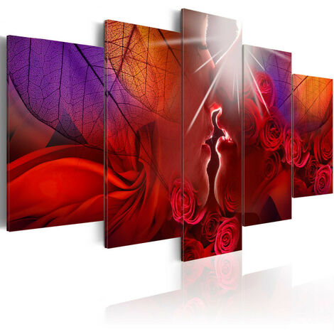 Tableau - Kiss from rose 200x100
